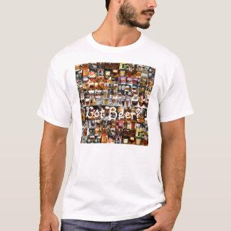 100 Belgian Beers T-Shirt