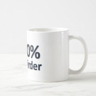 100% Birder Coffee Mug