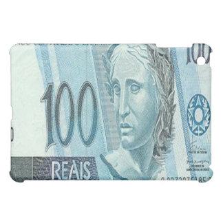 100 Brazilian Reais Banknote iPad Case