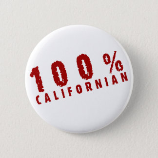 100 Californian 6 Cm Round Badge