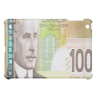 100 Canadian Dollar Bill iPad Case