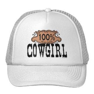 100 Cocwgirl Hat