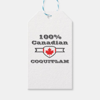 100% Coquitlam Gift Tags