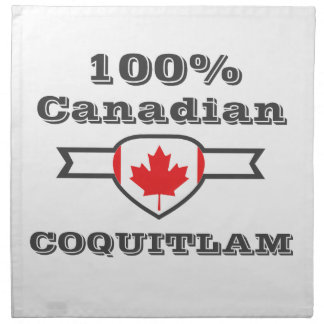 100% Coquitlam Napkin