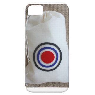 100% Cotton Muslin Bag, Cotton Flour Bag iPhone 5 Case