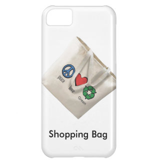 100% Cotton Shopping Bag & Promotional Grocery Bag iPhone 5C Case