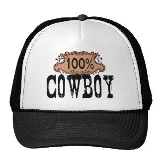 100% Cowboy Hats