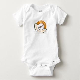 100% Cypriot! Baby Onesie