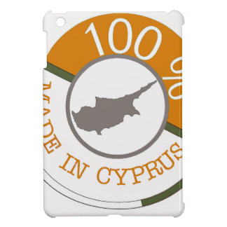 100% Cypriot! Case For The iPad Mini