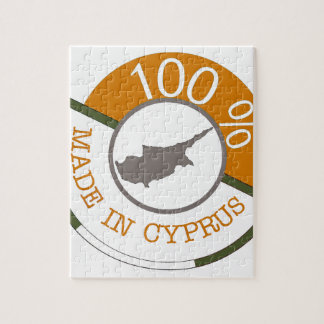 100% Cypriot! Jigsaw Puzzle