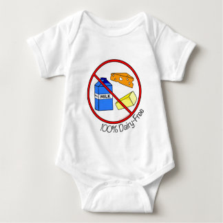 100% Dairy Free T Shirts