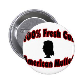 100% Fresh Cut American Mullet Buttons