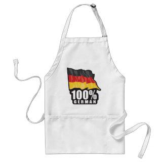 100% German Standard Apron
