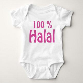 100% Halal Baby Bodysuit