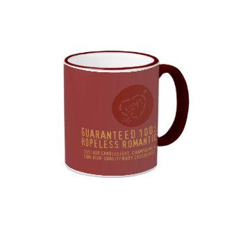 100% Hopeless Romantic (Ver. 2) Mugs