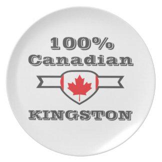 100% Kingston Dinner Plates