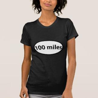 100 miles T-Shirt