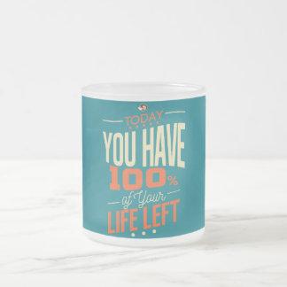100% of Your Life ! Mug