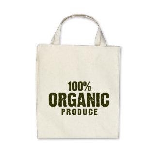 100% ORGANIC CANVAS BAG