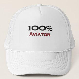 100 Percent Aviator Trucker Hat