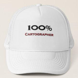 100 Percent Cartographer Trucker Hat