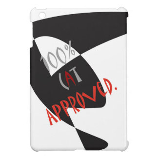 100 Percent Cat Approved Kitty Kittens Cats Lovers Case For The iPad Mini