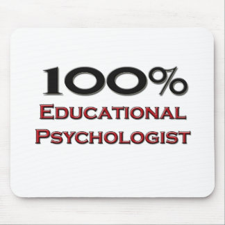 100 Percent Educational Psychologist Mouse Pad