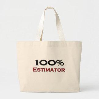 100 Percent Estimator Bag