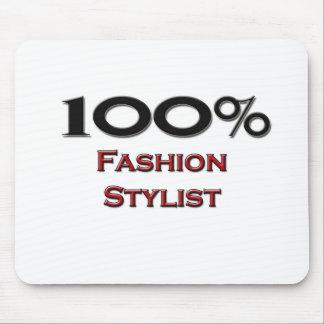 100 Percent Fashion Stylist Mouse Pad