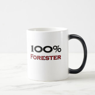 100 Percent Forester Magic Mug