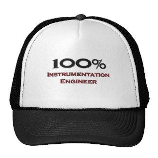 100 Percent Instrumentation Engineer Hat
