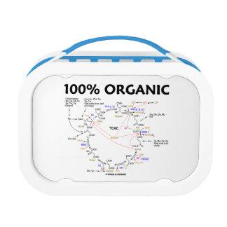 100 Percent Organic Krebs Cycle TCAC Lunchbox