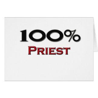 100 Percent Priest Cards