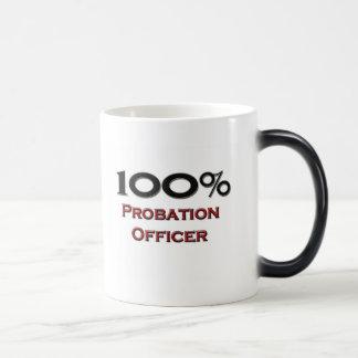 100 Percent Probation Officer Magic Mug