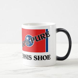 100 Percent Tennis Shoe Coffee Mugs