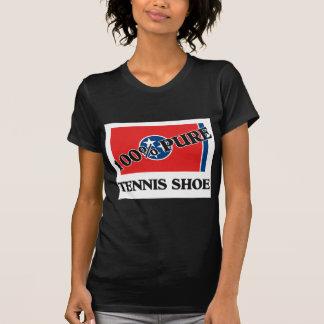 100 Percent Tennis Shoe Shirt