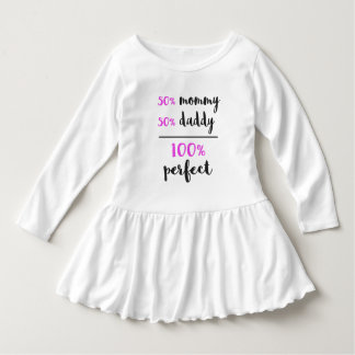 100% Perfect Baby Dress