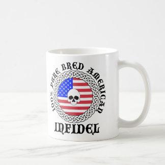 100% Pure Bred American Infidel Mug