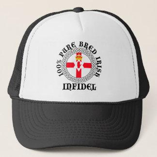 100% Pure Bred Irish Infidel Cap