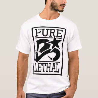 100% Pure Lethal White Tee