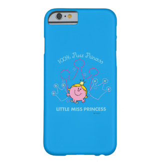 100% Pure Princess - Little Miss Princess Barely There iPhone 6 Case