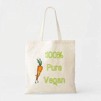 100% pure vegan - carrot