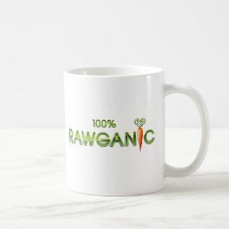 100% Rawganic Raw Food - Carrot Coffee Mug