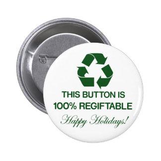 100 Regiftable Button