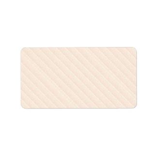 100 Slim : Artistic Soft Colors Patterns Address Label