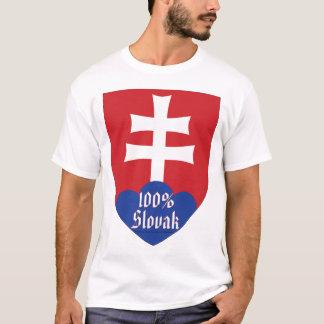 100% SLOVAK T-Shirt