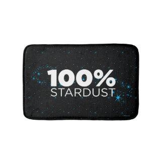 100% Stardust Bath Mat
