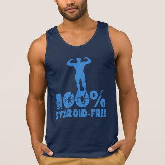 100% Steroid-Free Singlet