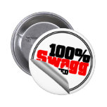 100% Swagg approved button