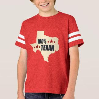 100% Texan Tshirt